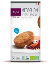 Medaglioni di Tofu e Miglio - Perfetti per una dieta vegana equilibrata