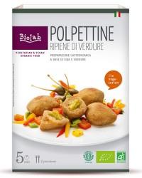 Polpettine ripiene di verdure - Alimento vegetariano